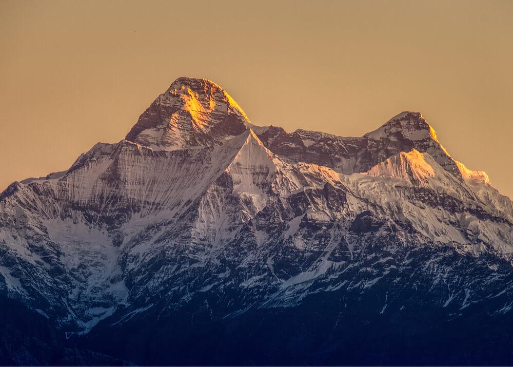 Nanda Devi Sunrise