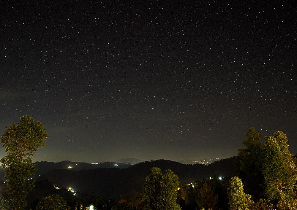 Starry Sky at Natadol