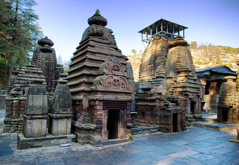 Mritunjaya Temple