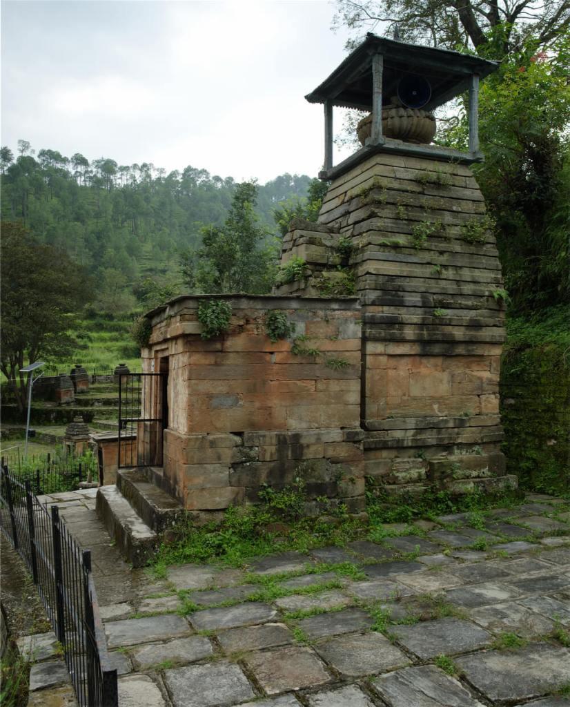 Trinetra Mahadeva Temple at Bamanswal